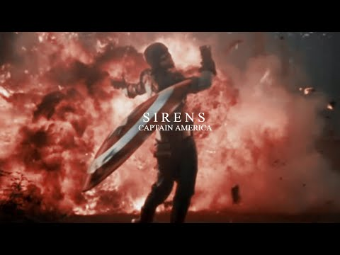 Steve Rogers [Sirens]