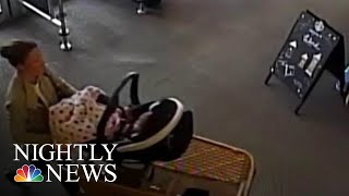 New Surveillance Video Shows Missing Colorado Mom On Day She Disappeared   NBC Nightly News