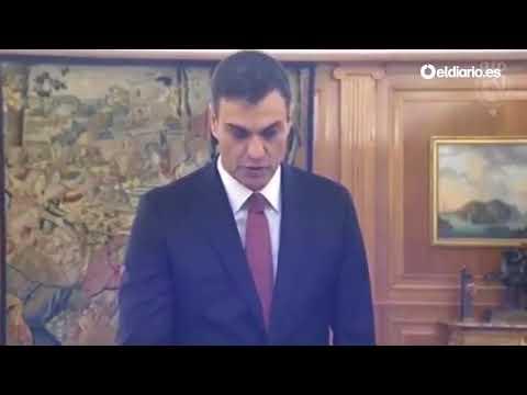 Pedro Sánchez toma posesión como nuevo presidente del Gobierno