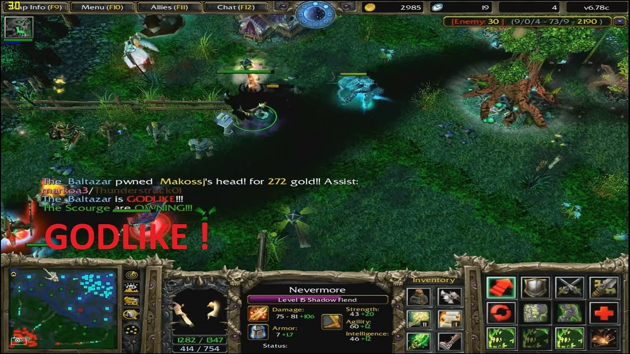 of nevermore in dota