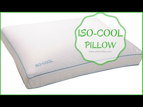Sleep Better Iso Cool Memory Foam Pillow ReviewBest Cooling