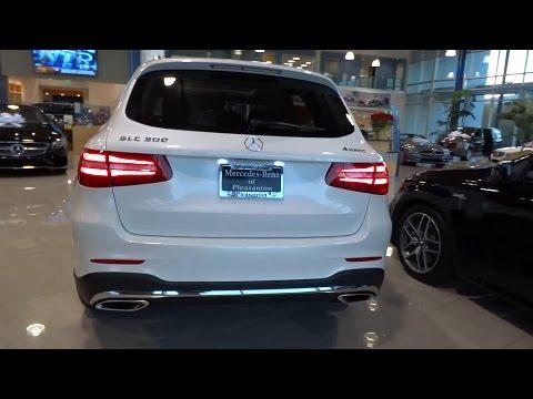 Mercedes Benz Fremont >> 2016 Mercedes-Benz GLC Pleasanton, Walnut Creek, Fremont, San Jose, Livermore, CA 16-0630 - YouTube