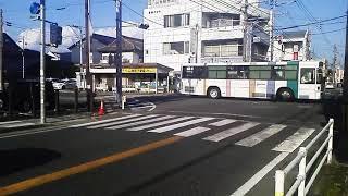 【西鉄バス】9331八女営業所行き 福島発車 thumbnail