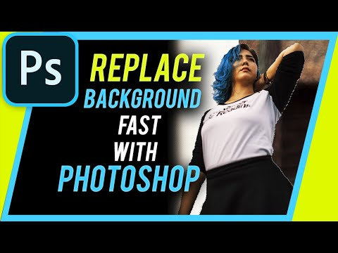 How To Remove A Background In Photoshop Fast With Photoshop 2020