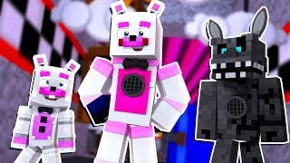 Funtime Freddy's Friends Return?! | Minecraft FNAF Roleplay