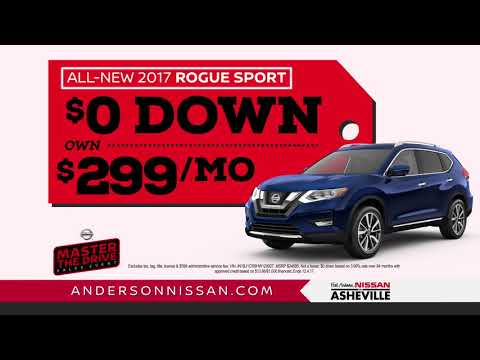 Fred Anderson Nissan of Asheville - Black Friday Master The Drive