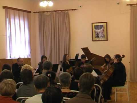 Quintet by Nikita Koshkin (III. Scherzo)