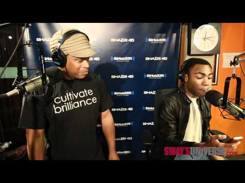 Childish Gambino spits an unheard verse over Biggie's 10 Crack Commandments on #SwayInTheMorning