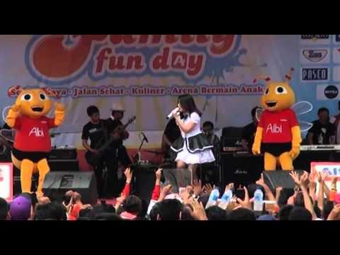 Via Vallen - Pergi Pagi Pulang Pagi [live Alfamart Semarang]
