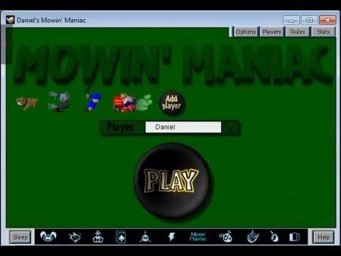mowin maniac game