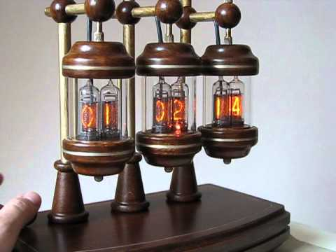 Fantastic Nixie Clock In14 Tubes State Of The Art