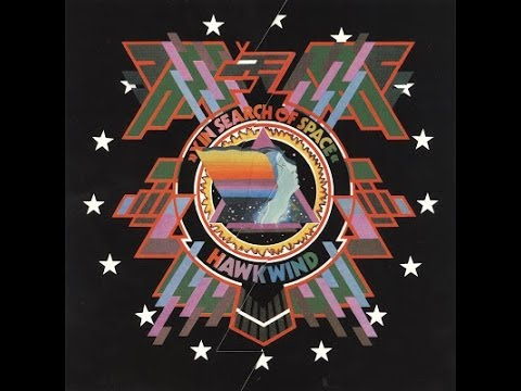 Hawkwind - In Search Of Space - FULL ALBUM