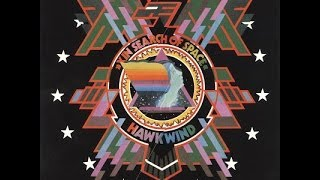 This is the second studio album and Hawkwind's first chart entry re...