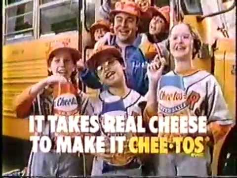 Scott Schwartz 1981 Cheetos Commercial