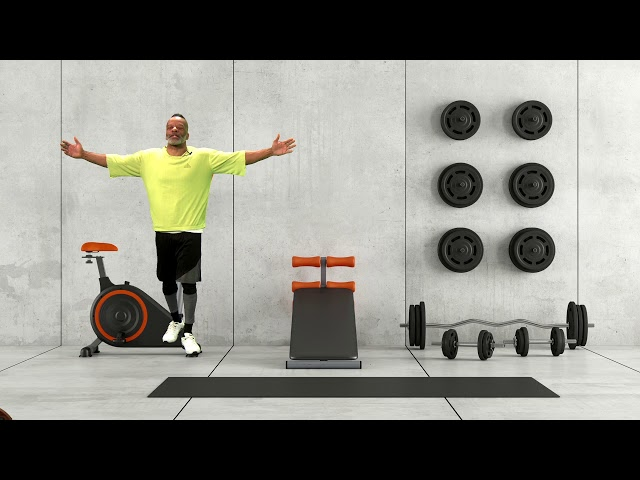 Workout with Who - New Gym Cardio Workout