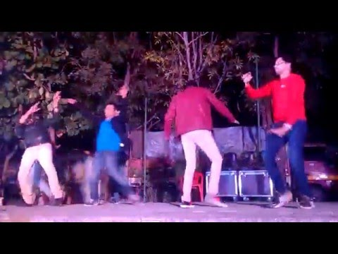 Dance by NAHATA sir ...aseem baba and All NPA Facilities