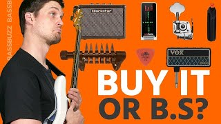 10 Gadgets to Make You a Better Bassist (Or NOT?)