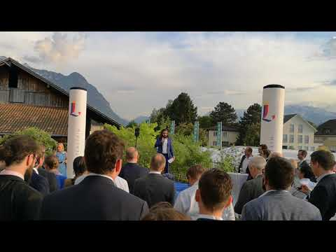 House of Blockchain opening speech