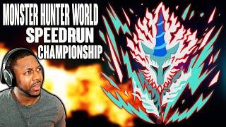 MHW Iceborne USA Championship | Speed Run Tournament! Let's Watch These Pros