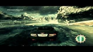 James Bond: Blood Stone,train chase PC gameplay HD