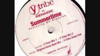 Y-Tribe Vs Menasse Ft MC Kreation - Summertime (Mix 1)