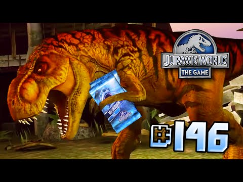 Fight For Megalodon!!    Jurassic World - The Game - Ep 146 HD