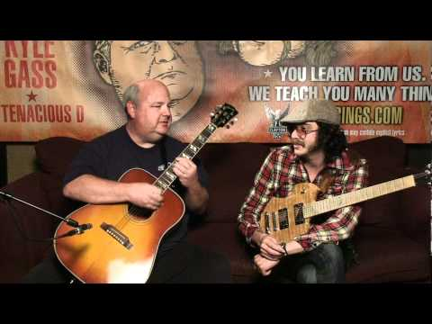 Tenacious D - Guitarings - Double Team