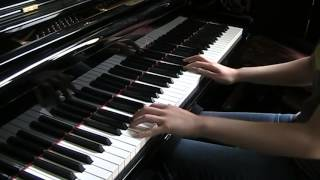 Final Fantasy VIII - The Man with the Machine Gun piano solo