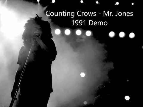 Counting Crows - Mr. Jones 1991 Demo