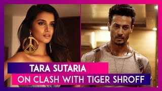 Tara Sutaria on Clash With Tiger Shroff: Marjaavaan and War Are Different Films