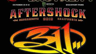 """Join Evil for a sit down with 311 bassist Aaron """"P-Nut"""" Wills at th..."""