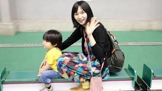 パシフィコ横浜で行われている世界鉄道博2016に行ってきました 鈴川絢子...