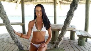 Repeat youtube video Ashley Kelly In TeenyB Bikinis