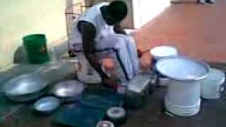 home made drums.. MUST SEE!!