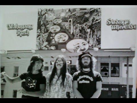 Frank Marino interview/music part 1 of 2 - DEC 1974