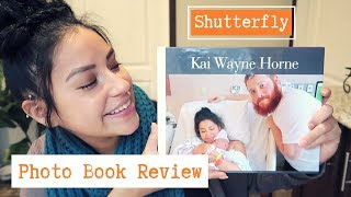 A TRUE REVIEW // Shutterfly 8x11 Photo Book Review // Had to call customer service!