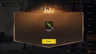 Yeşil UMP deseni nasıl açılır ? PUBG mobile