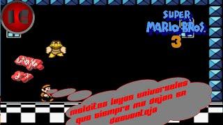 No se vale, el si vuela|Super Mario Bros 3-Cap #7|👾Imajin GT Player🎮