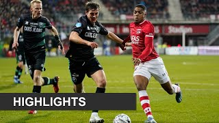 Highlights Az Ado Den Haag Eredivisie Youtube