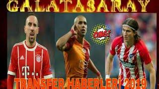 Galatasaray Transfer Haberleri 2019