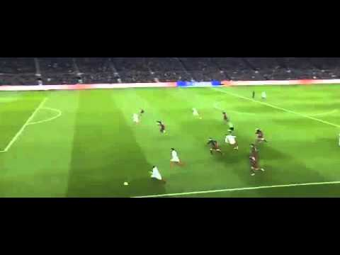 Goal Sevilla 1-2 barcelona 28-02-2016