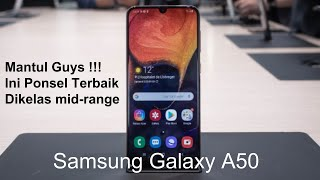 Resmi ! Samsung Galaxy A50 Indonesia | Spesifikasi Lengkap
