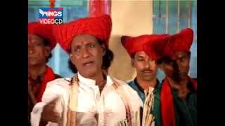 Marathi Devotional Song - Gondhal Ude Ga Ambabai - By Chhagan Chougule