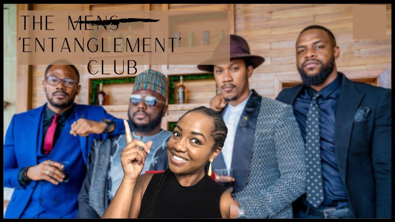 Download THE MEN'S CLUB | SEASON 3 |  EPISODE 1 REVIEW