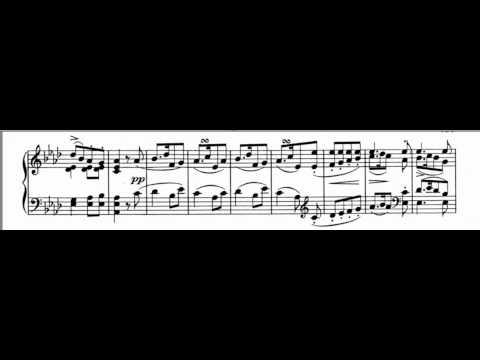 Lachen und Weinen Accompaniment Franz Schubert High voice Ab