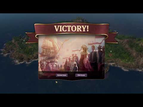 I Survived The Battle and Beat Anno 1800 |