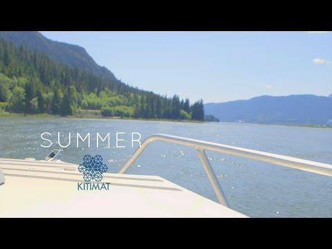 Summer Activities: Kitimat, BC