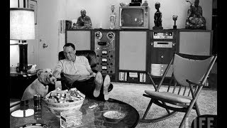 Was Frank Sinatra an audiophile?
