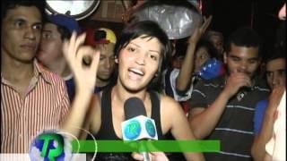 Cacerolazos por Capriles en Guanare - TRP Noticias 16/04/13