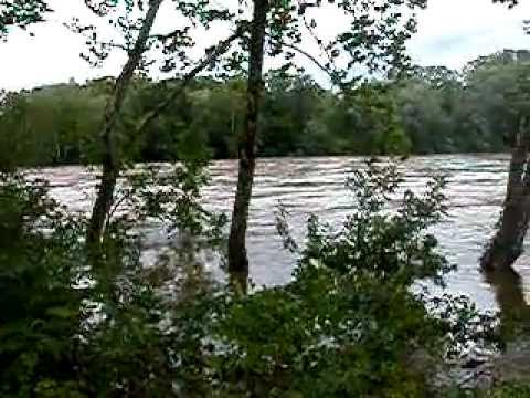 Delaware River Bike Path, Post Irene